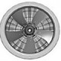 Axial fan papst W-GD