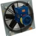 Ventilatoare axiale EXWFN