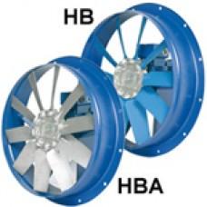 HB 30 M2 1/2 Ventilator Axial evacuare fum