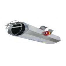 THT/IMP-L-UNI-29-2/4T Ventilator Axial evacuare fum