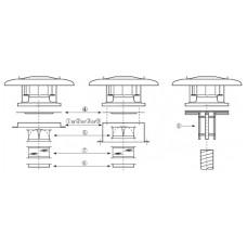 CRHT/4-500 Ventilator Centrifugal