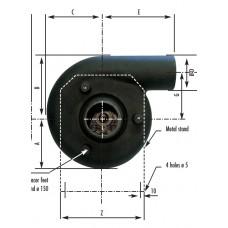 STORM 10- fara motor