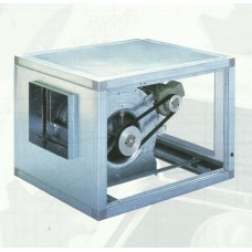 High flow centrifugal fan CVTT 7/7 with motor of 0.18kw