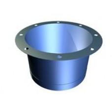 Manseta flexibila cilindrica