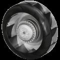 Backward curved centrifugal fan