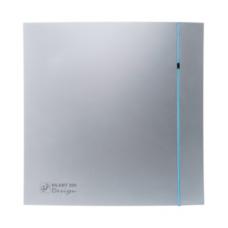 Ventilator de baie SILENT-100 CHZ SILVER DESIGN - 3C